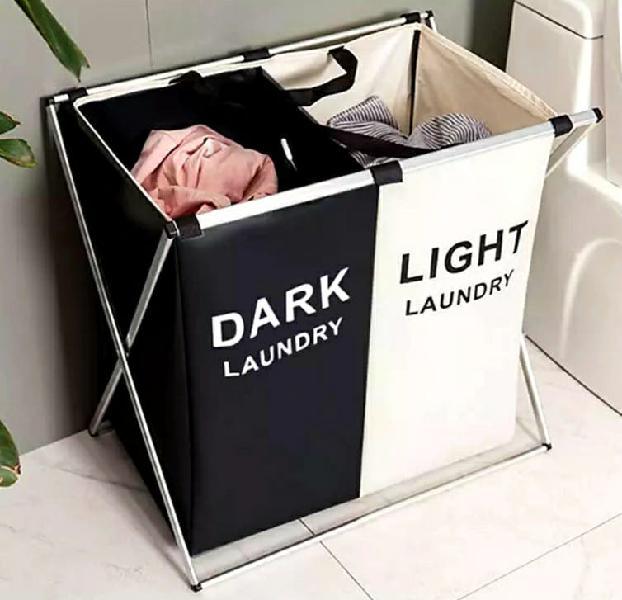 Cesto ropa plegable