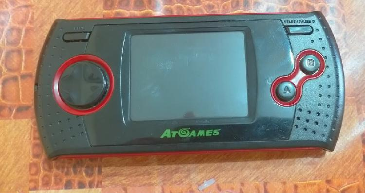 Consola retro master arcade gamer portátil