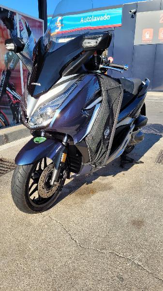 Honda forza 300cc garantia oficial