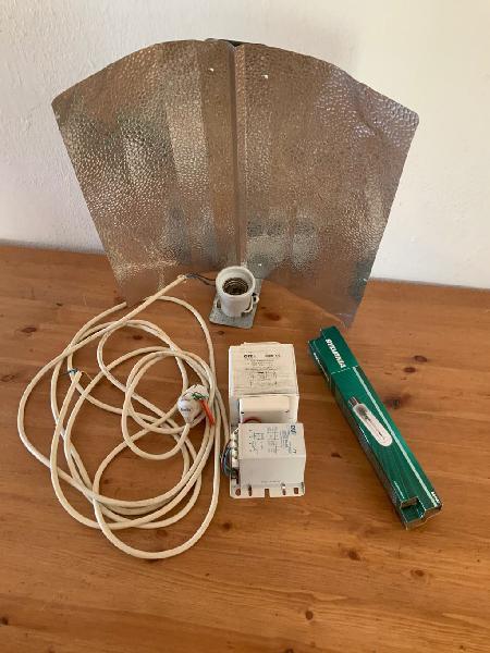 Kit magnético completo grow 600w