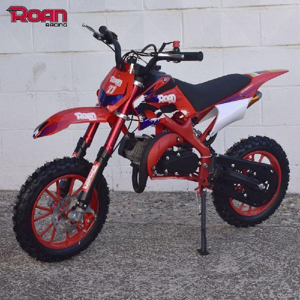 Minicross gasolina roan 27