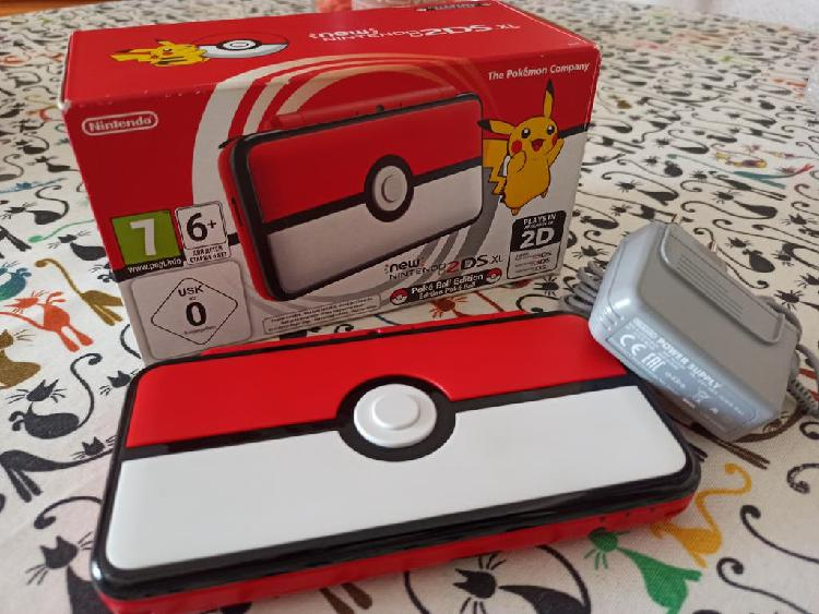 Nintendo new 2ds xl pokemon edition