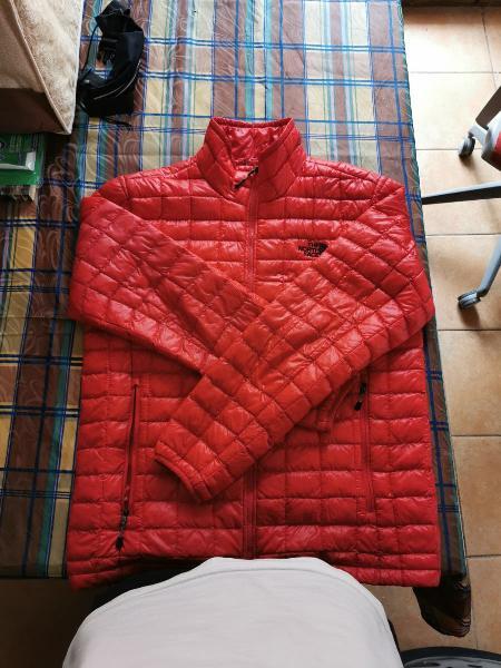 Plumas fino the north face / chaqueta north face
