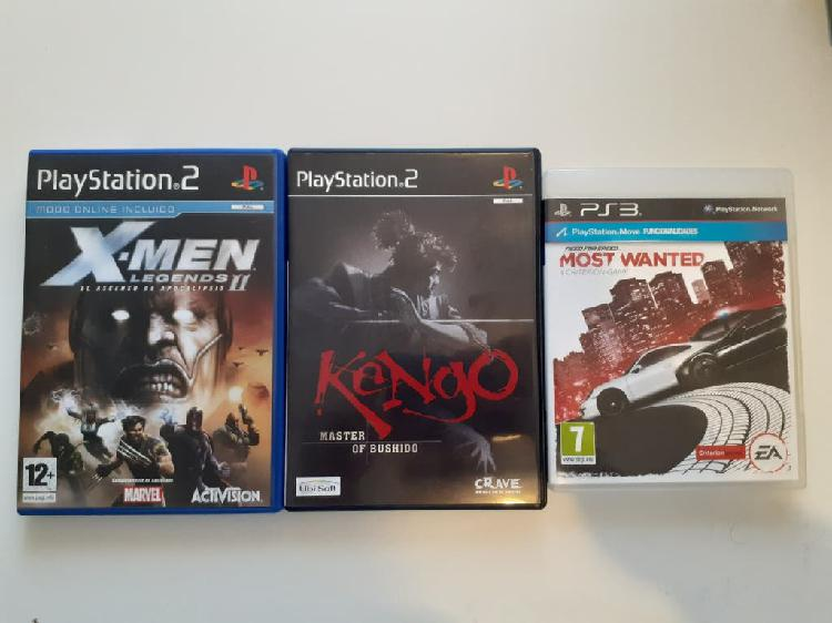 Pack ps2 ps3