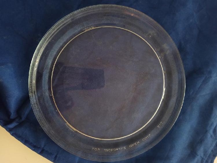 Plato microondas 28 cm
