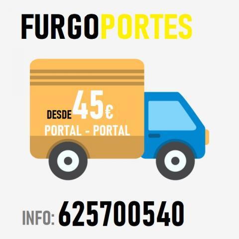 Portes en alcobendas: urgentes 45€