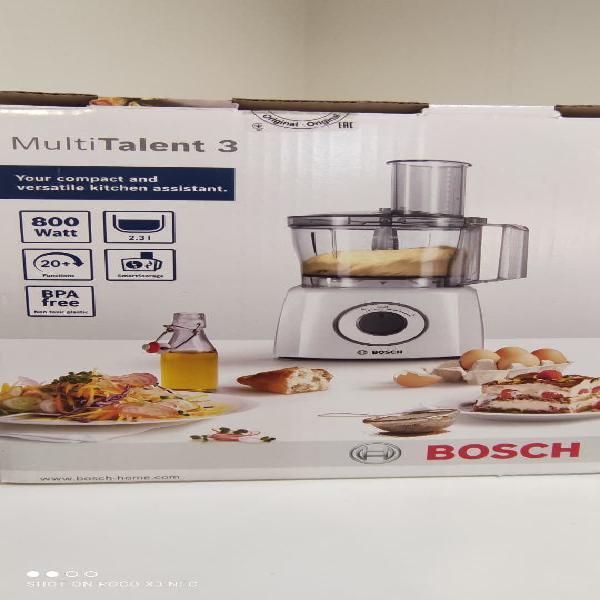 Robot de cocina bosch nuevo.