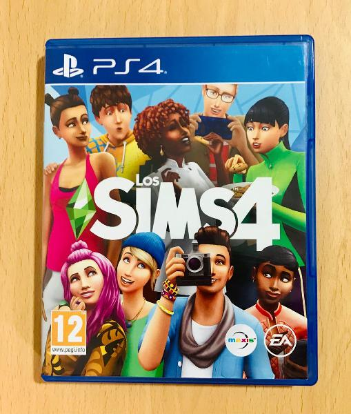 Sims 4 - ps4