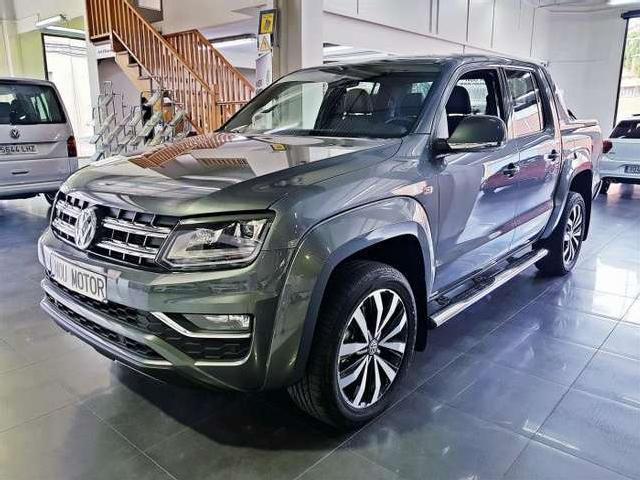 Volkswagen amarok 3.0tdi aventura 4m aut. 190kw '20
