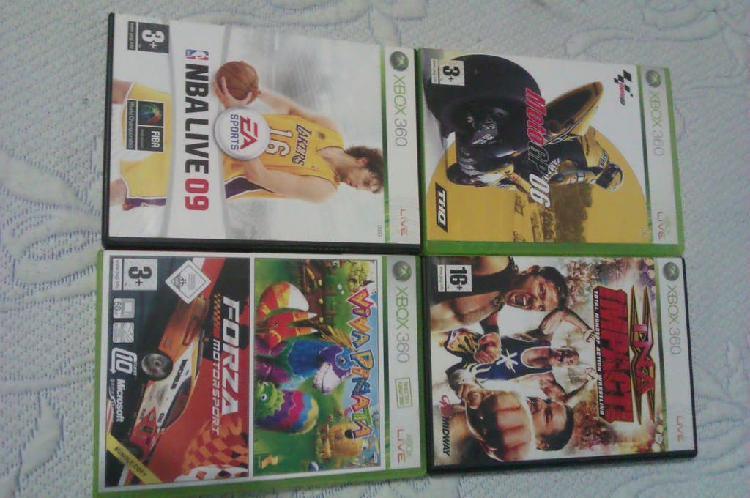 Lote juegos xbox360