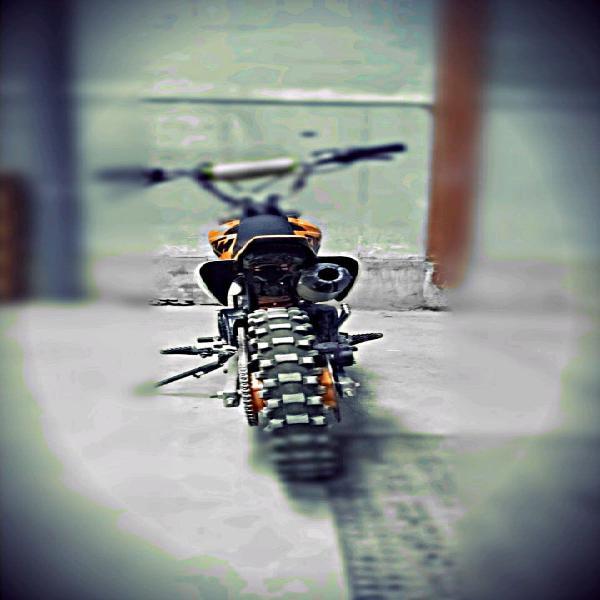 Pit bike imr 125cc