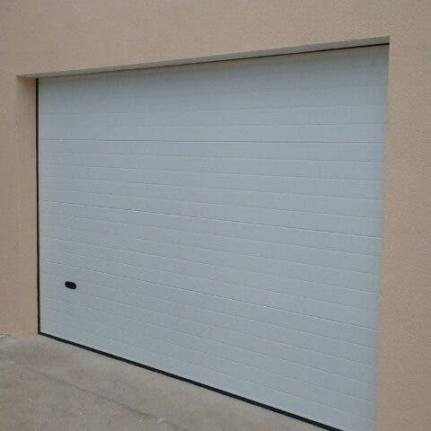 Puertas seccionales automaticas