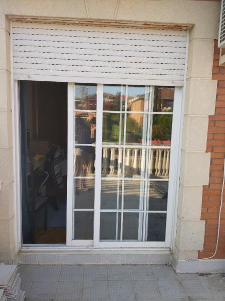 Puerta/ventana corredera terraza