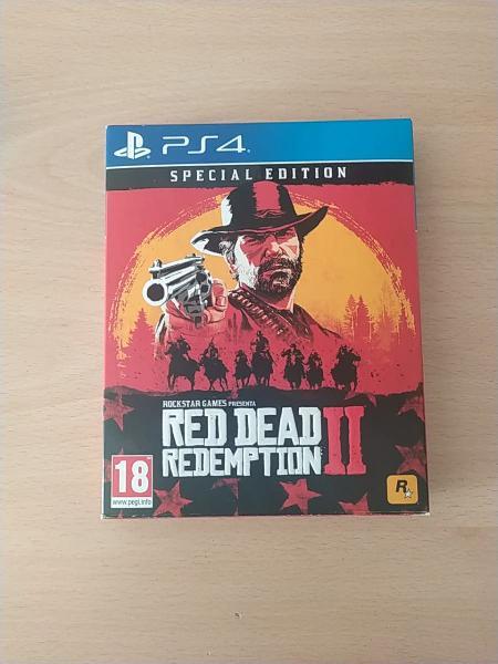 Re dead redemption 2