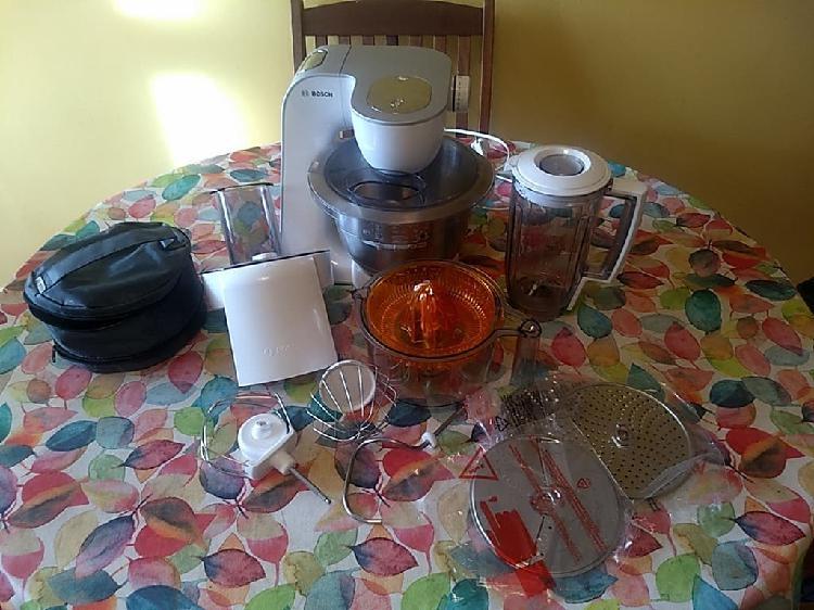 Robot cocina bosch mum 5