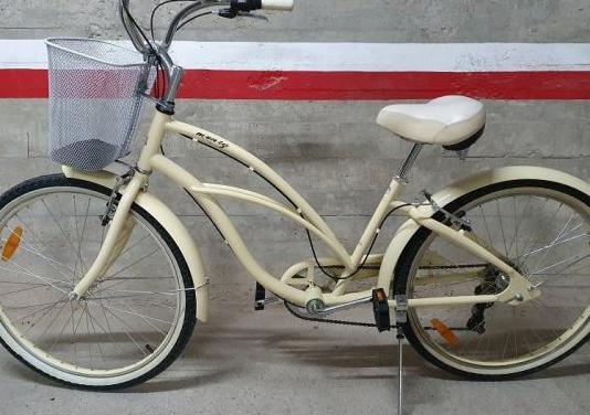 Bicicleta paseo monty beach cruiser 1