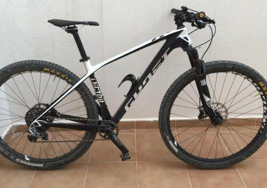 Bicicleta mtb ghost lector 8