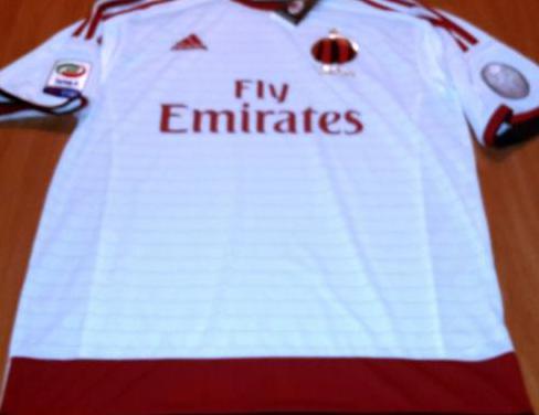 Camiseta ac milan 2014/15