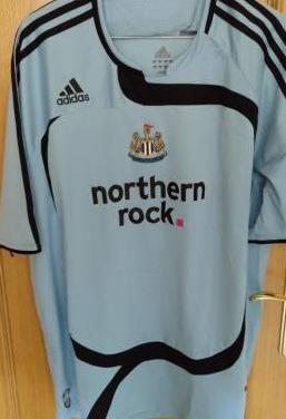 Camiseta futbol newcastle adidas talla l