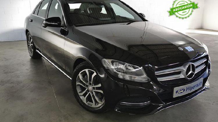 Mercedes-benz clase c 220bluetec 7g plus