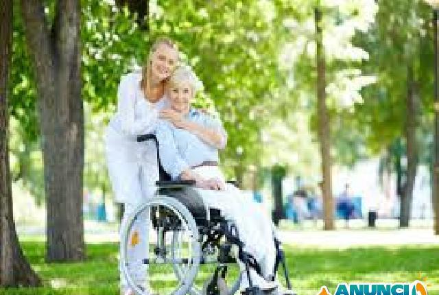 Se buscan auxiliares de enfermería en residencia de mayores