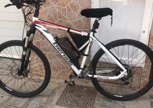 Bicicleta eléctrica benelli