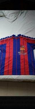 Camiseta curiosidad fc barcelona