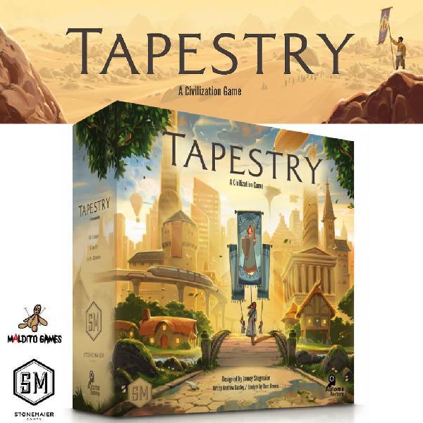 10% oferta] tapestry | castellano