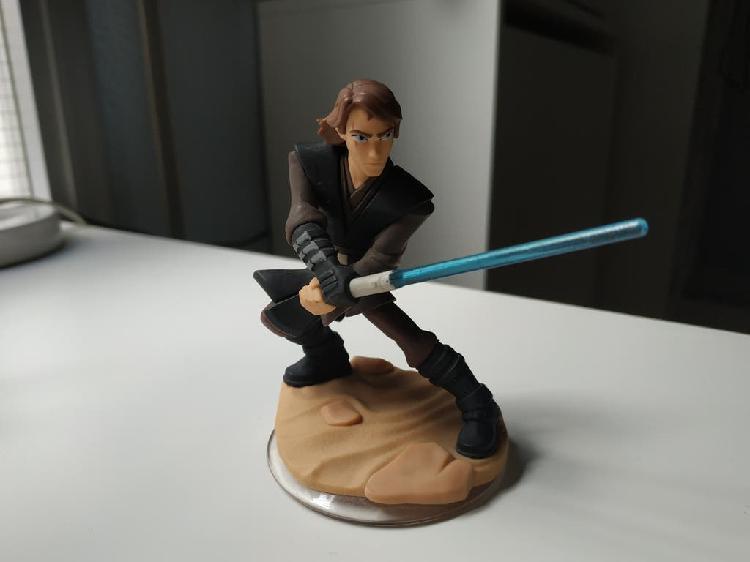 Anakin skywalker figura star wars disney infinity