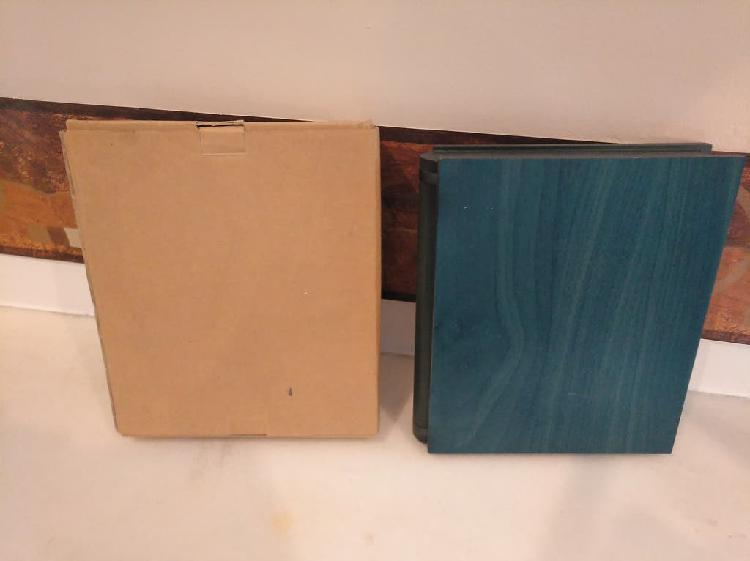 Album fotos madera.