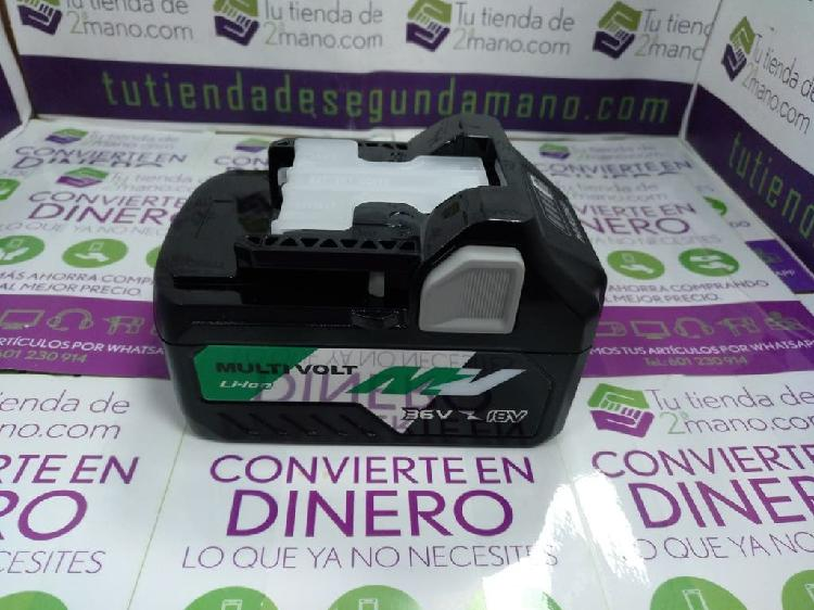 Bateria hikoki 36v - 18v u2028d