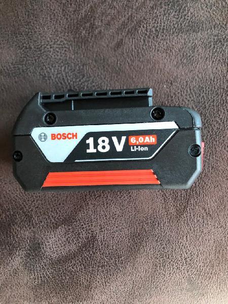 Batería bosch 18v. 6.0ah original