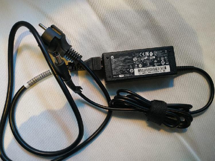 Cargador original portátil hp 65w