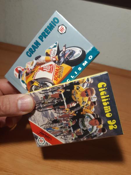 Cartas fournier clásicos de los 90 precintadas!!