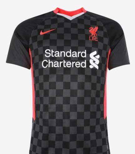 Liverpool 2021 3a thai camiseta gratis envio