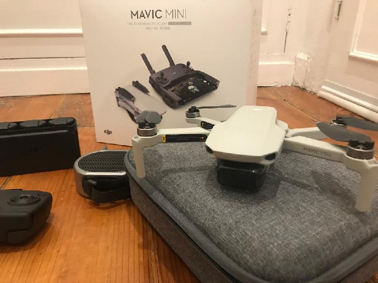 Mavic mini fly more combo + accesorios
