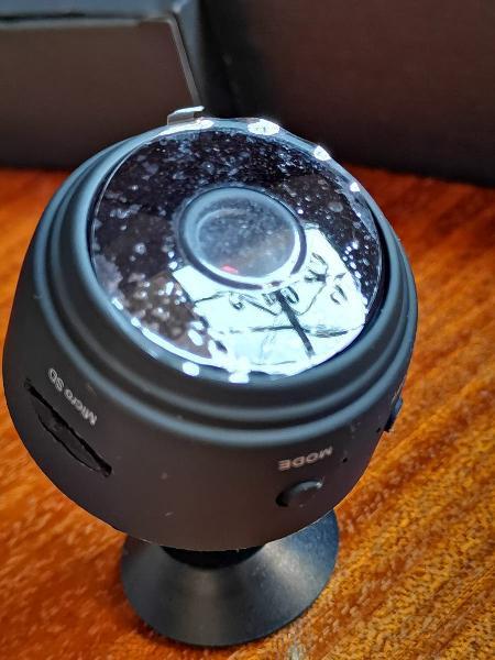 Mini cámara espía vigilancia