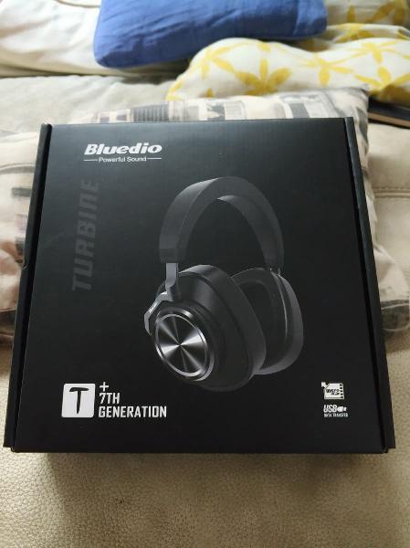 Nuevo - auriculares inalambricos bluedio t7 plus
