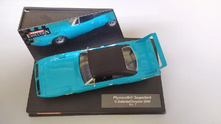 Plymouth superbird daimlerchrysler