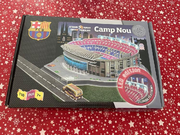 Puzzle stadium 3d