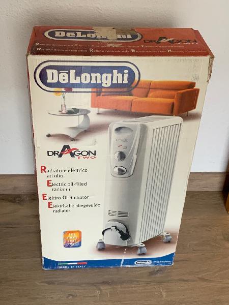 Radiador de aceite delonghi dragon two