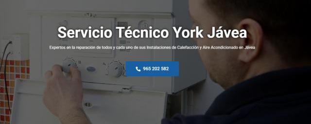 Servicio técnico york jávea 965217105