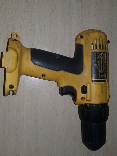 Taladro atornillador dewalt 12v 190w