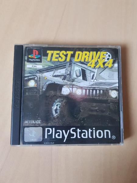 Test drive 4×4 ps1