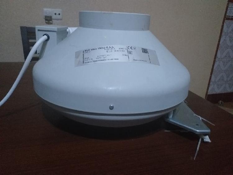 Kit ventilación indoor