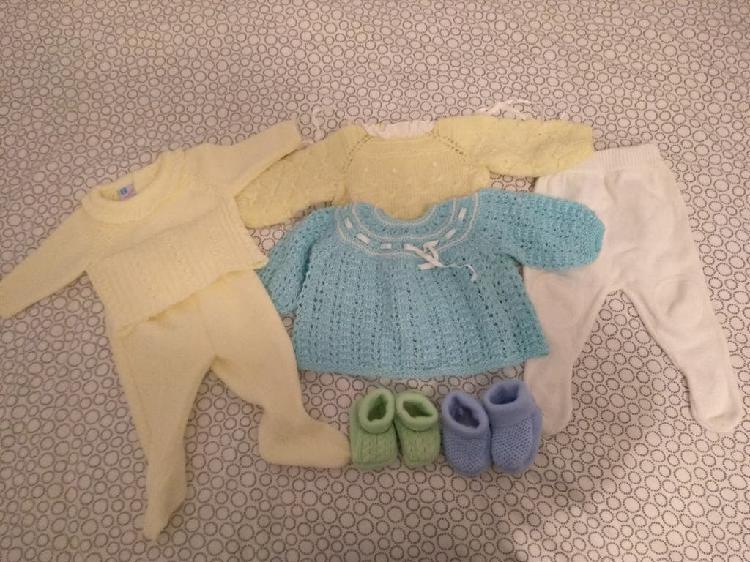 Recién nacido, lote de ropa