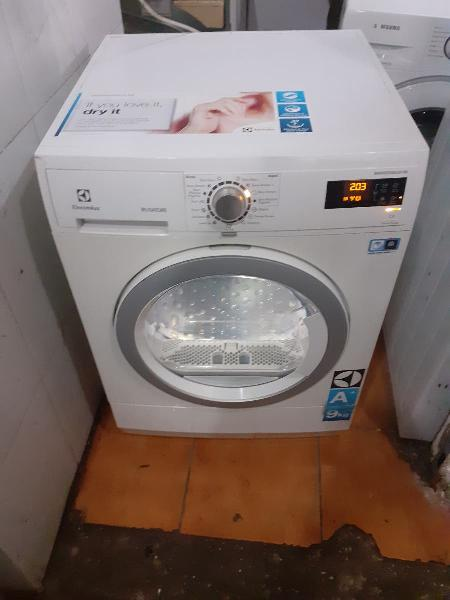 Secadora marca electrolux