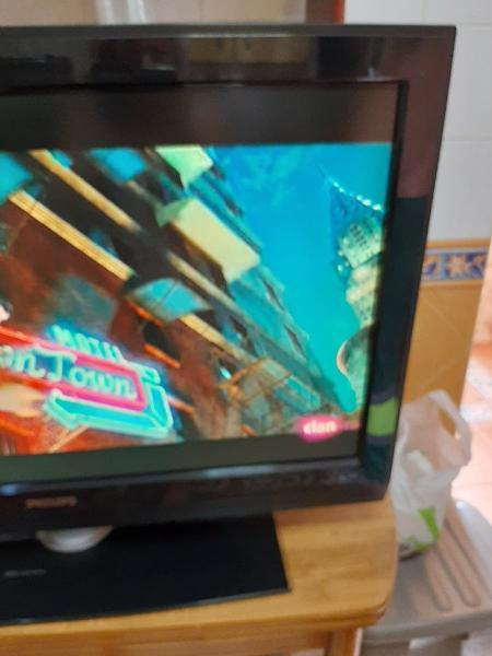 Televisor philips 37 pulgadas