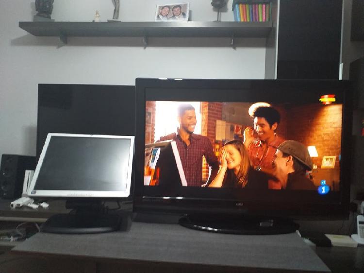Tv oki 37 tdthd y monitor 17 para piezas o reparar
