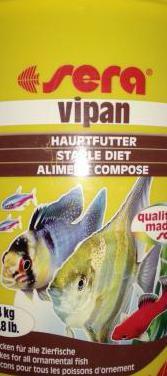 Comida peces sera vipan